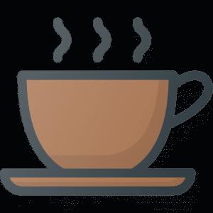 Un café pour démarrer la journée