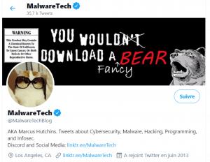 Twitter MalwareTech