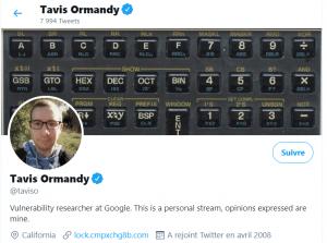 Twitter Taviso
